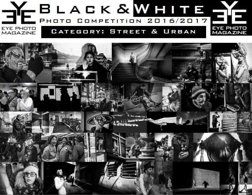 the black and white photo competition special issue eye photo magazine